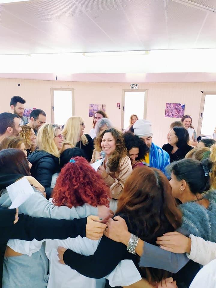 תמונות קהילה בוקר ריפוי פברואר 2020 8